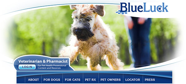 BlueLuck Home Page